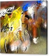 Le Tour De France 05 Canvas Print