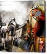 Le Tour De France 06 Canvas Print