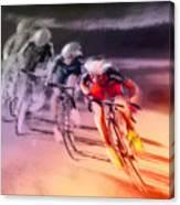 Le Tour De France 13 Canvas Print