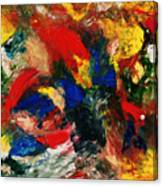 Le Veilleur D Canvas Print