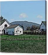 Lea Homestead Canvas Print