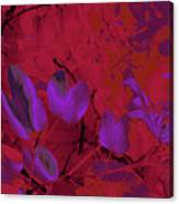 Leaf And Flower 9 Canvas Print