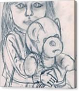Leah Stortz Canvas Print
