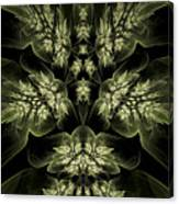 Leaves Of Green Canvas Print