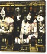 Led Zeppelin Physical Graffiti Canvas Print