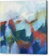 Ledge Canvas Print