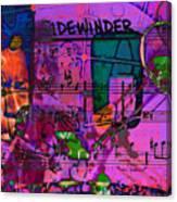Lee Sidewinder Morgan Canvas Print