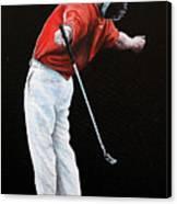 Lee Westwood Canvas Print