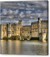Leeds Castle Canvas Print