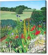 Leeds Garden Canvas Print