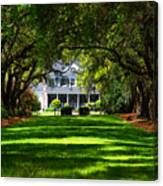 Legare Waring House Charleston Sc Canvas Print