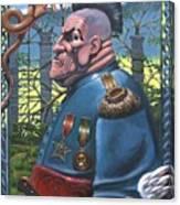 Legatvs Legionis Canvas Print