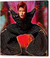 Legend Of Bowie  Canvas Print