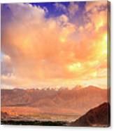Leh, Ladakh Canvas Print