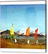 Leh Series 001 Canvas Print
