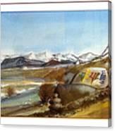 Leh Series 003 Canvas Print