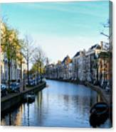 Leiden, Holland Canvas Print