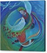 Leleka Canvas Print