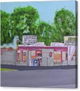 Lemmy's Huron Ohio Canvas Print