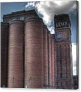 Lemp Brewery Canvas Print