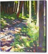 Lena Lake Trail I Canvas Print