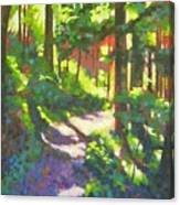 Lena Lake Trail II Canvas Print