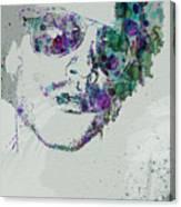 Lenny Kravitz Canvas Print