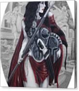 Leonadia Canvas Print