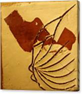 Leonard - Tile Canvas Print