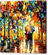 Leonid Afremov 129 Leonid Afremov Canvas Print