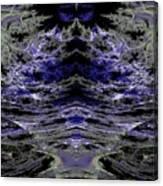 Les Ombres De La Nuit Canvas Print