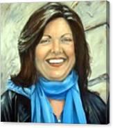 Leslie Eliason Canvas Print