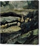 Lesterny  Canvas Print