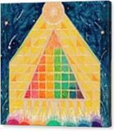 Let Light Stream Forth Canvas Print