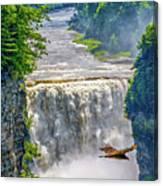 Letchworth State Park 4 Canvas Print