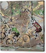 LeTour Canvas Print