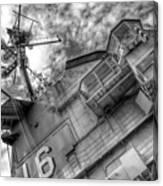 Lexington Super Structure Canvas Print