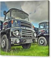 Leyland Comet Canvas Print