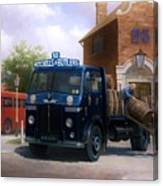 Leyland Dray Mitchell's And Butlers Canvas Print