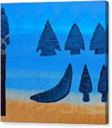 Lib - 168 Canvas Print