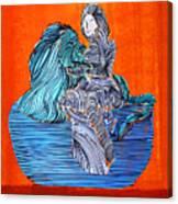 Lib-407 Canvas Print
