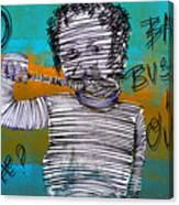 Lib-496 Canvas Print