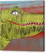 Lib-500 Canvas Print