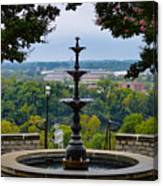 Libby Hill Park Canvas Print