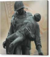 Liberation Monument Canvas Print