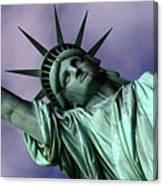 Liberty 2 Canvas Print