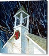 Liberty Christmas Canvas Print