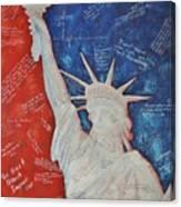 Liberty Is... Canvas Print
