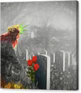 Liberty Remembers You Canvas Print