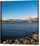 Liberty State Park Canvas Print